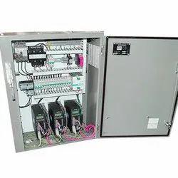 Single Phase Mild Steel CNC Control Panel
