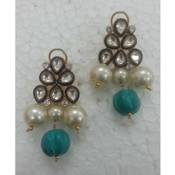 Anmol Exports Designer Kundan Earrings