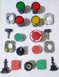 Emergency Switch Push Button Lockout