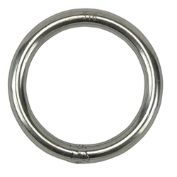 Stainless Steel 347 Rings