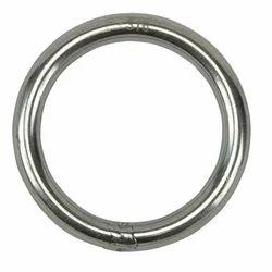 Stainless Steel 347 Rings