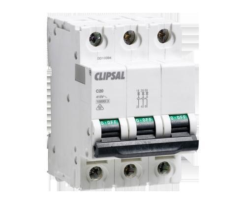 63 AMP 3 Pole MCB at Rs 960 /piece | Miniature Circuit Breaker | ID ...