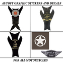 Autofy Petrol Tank Stickers For Bikes