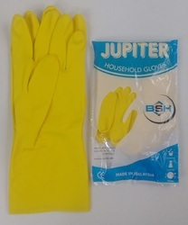 Diamond Unisex BSH - Jupiter House Hold Gloves With Flock Lining