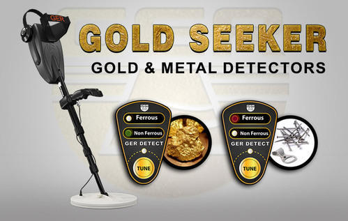 Gold Seeker Device Pack Gold Metal Detector