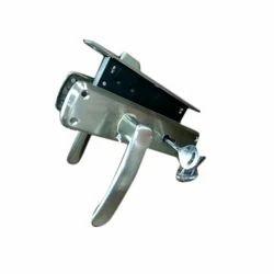 Stainelss Steel Door Handle Lock, Polished