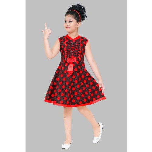 0ab5e52f5 Party Wear Cotton Girls Designer Frock