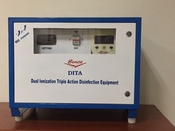 Dual Ionization Triple Action Equipment For STP (DITA)