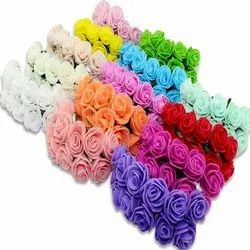 Pridetrend Foam And Paper Flower For Making Jewelry