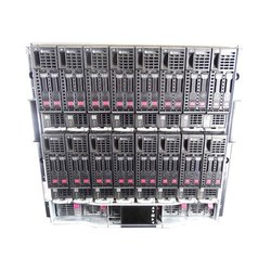 HP c7000 Chassis with 8X BL460c G8 Blade Server