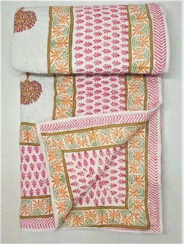 Jaipuri Hand Block Print Dohar