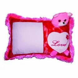 Sublimation Cushions Teddy Pillow