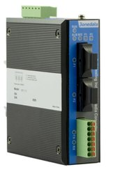 IMF2100 series Industrial Din Rail Media Converter