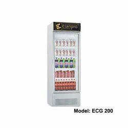 Elanpro ECG 200 Visi Cooler, Single-Zone, Number Of Doors: 1