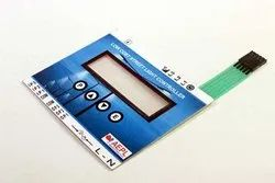 Good Quality Flexible Membrane Keypad for School / College Project
