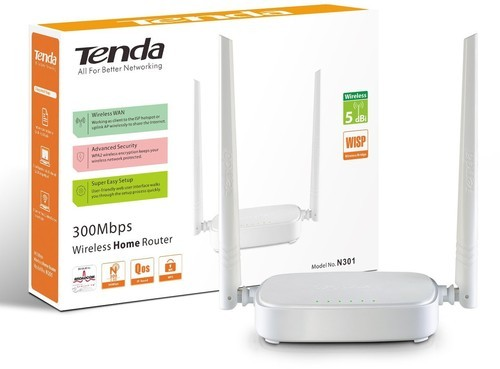 Drivers Update: Tenda N301 Router