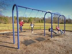 Playground Arch Four Swing KP-KR-707