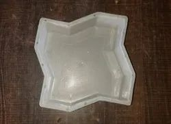 Star Paver Mould