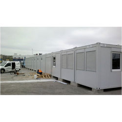 40 Feet Galvanized Office Container