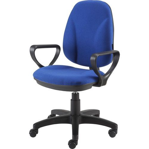 Perfect Blue Office Chair