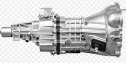 5 Speed Synchro Transmission