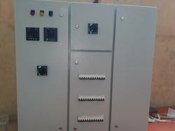 Stainless Steel PARV Electric Control Panel, IP Rating: IP40, for Motor Control