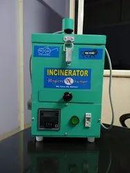 Electric Mini Sanitary Pads Destroyer Machine