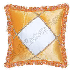 Orange Sublimation Pillow P-11