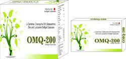 L-Carnitine Coenzyme Q10 Astaxanthin Zinc and Lycopene Softgel Capsules