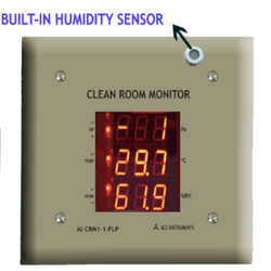 Flameproof Clean Room Monitor