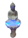 Designer Decorative Indoor Buddha Water Fountain Waterfall