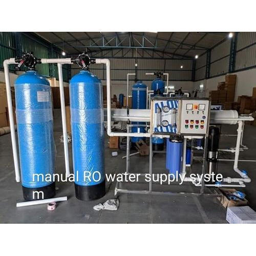 644d4d5b697 Manual RO Water Purifier System at Rs 140000  unit