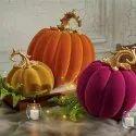 Glass Handicrafts Pumpkin, For Home Decor, Size/dimension: 10 Inch