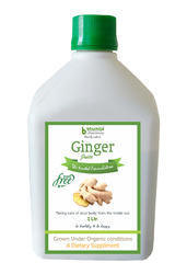 Sugar Free Ginger Juice