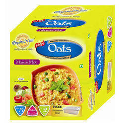 Oats Masala Mint