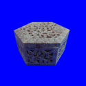 Soapstone Trinket Jewelry Storage Box