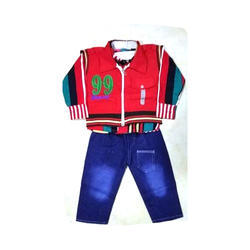 Machine Wash Kids Baba Suit Pant