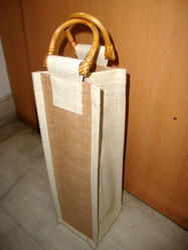 D Cane Handle Bottle Bag