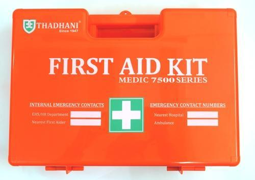 First Aid Kit Box - First Aid Box With Stand (1000 Series
