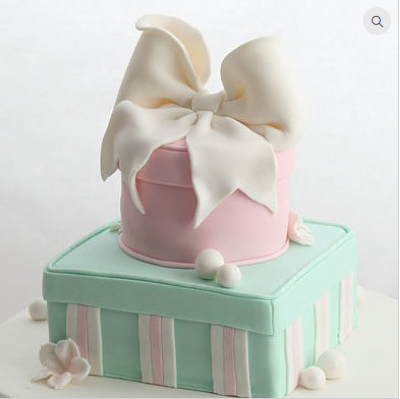 Pastel surprise gift box cakes gift box cakes getsetcake new pastel surprise gift box cakes negle Image collections