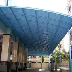 Roofing Shades for Business Complexes