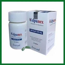 Velpanex Velpatasvir 100 Mg