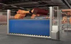 Machine Protection Doors