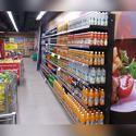 Supermarket Wall Rack