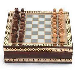 Rajasthani Gemstone Chessboard 210