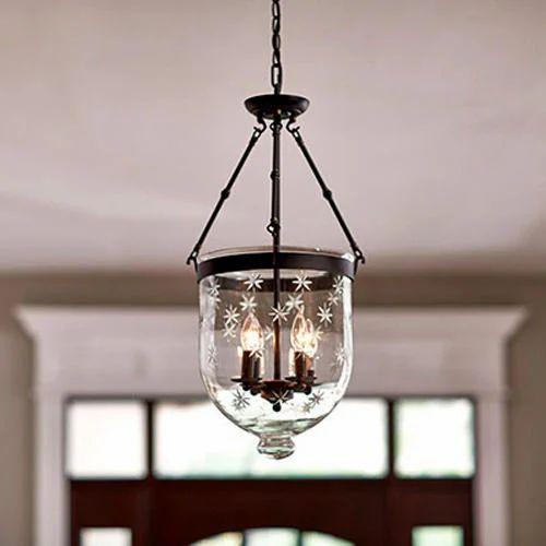 Electrolite Aluminium And Steel Decorative Hanging Light, Rs 1350 ...