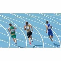 Athletic Running Track