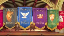 Religious Banner