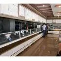 SS Food Display Cases