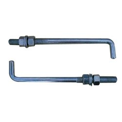 ME Foundation Bolts Anchor Bolts, Packaging: Jute Gunny Bags